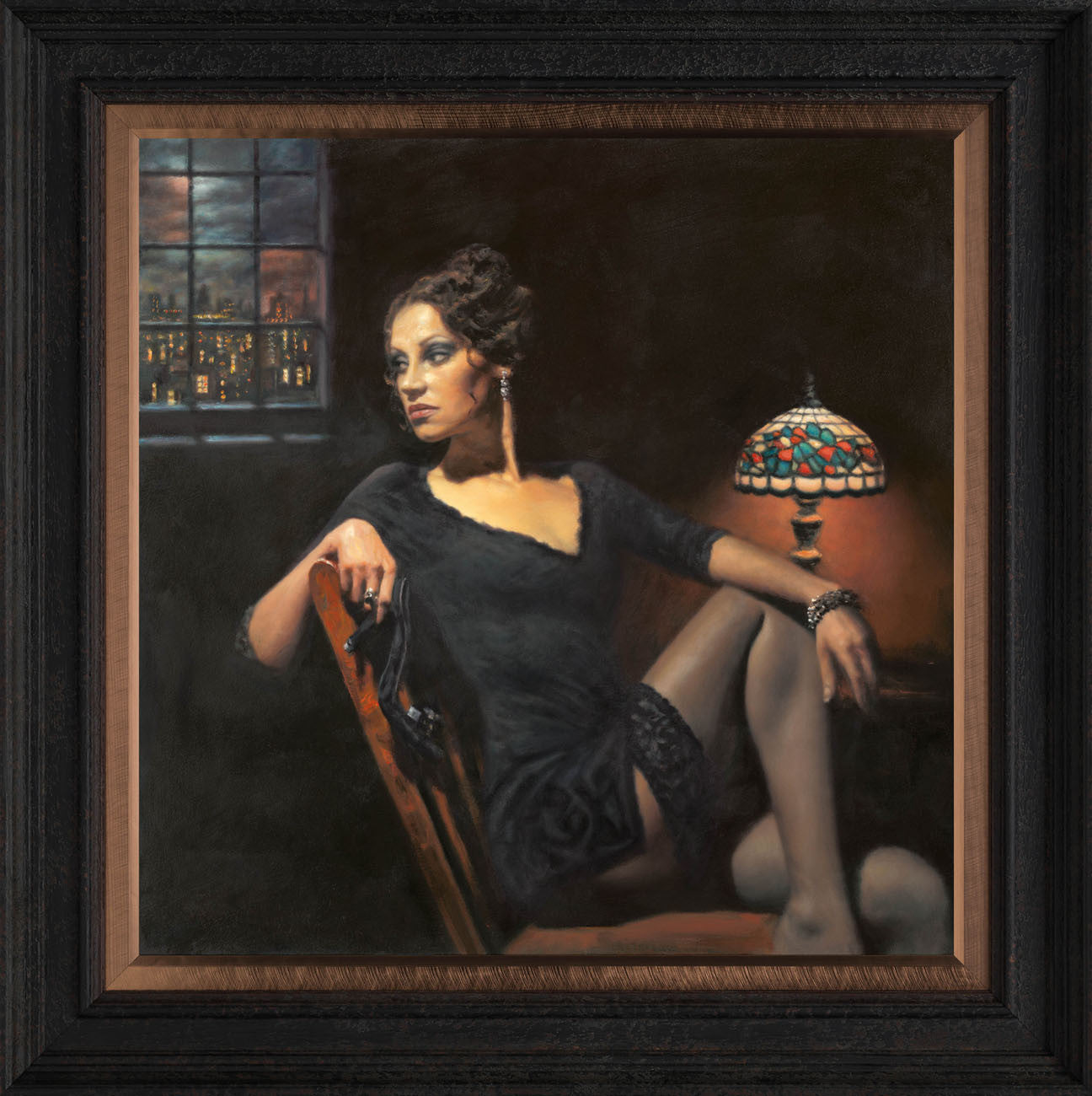 The Night Is Hers - 2013 - Hamish Blakely - Antidote Art