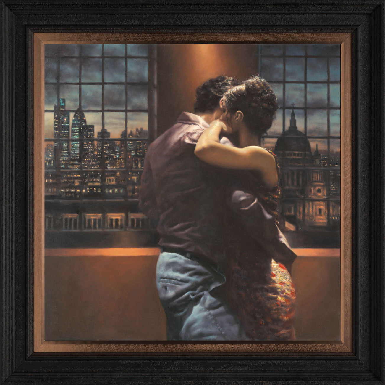 Twilight Over London - 2013 - Hamish Blakely - Antidote Art