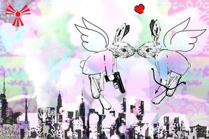 Love is in the Air Tokyo - 2015 - Harry Bunce - Antidote Art
