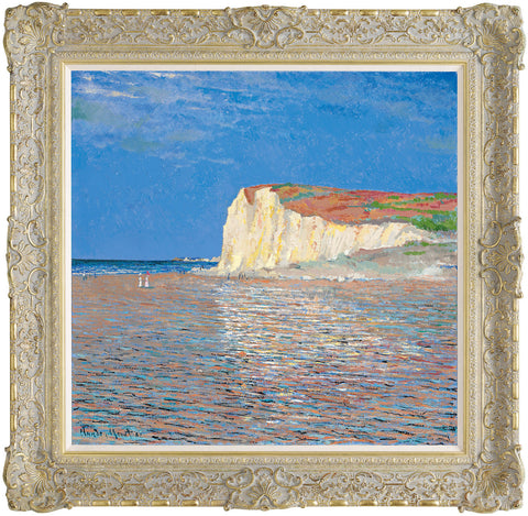 Low Tide At Pourville (In Style Of Monet) - 2015 - John Myatt - Antidote Art