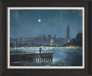 Blue Moon - 2014 - Jeff Rowland - Low Availability - Antidote Art