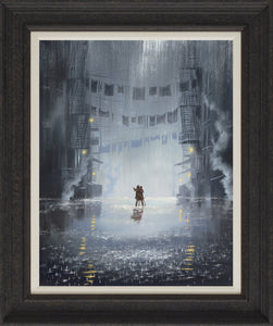 Dances Between Raindrops - 2014 - Jeff Rowland - Sold Out - Antidote Art