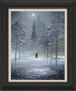 It Must Be The Moonlight - 2014 - Jeff Rowland - Sold Out - Antidote Art