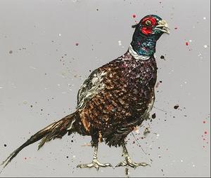 Jack The Pheasant - Paul Oz