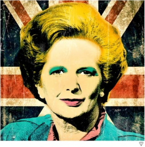 Margaret Thatcher - JJ Adams