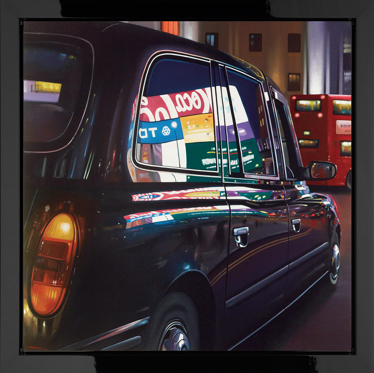 Piccadilly Reflections - 2015 - Neil Dawson - Antidote Art
