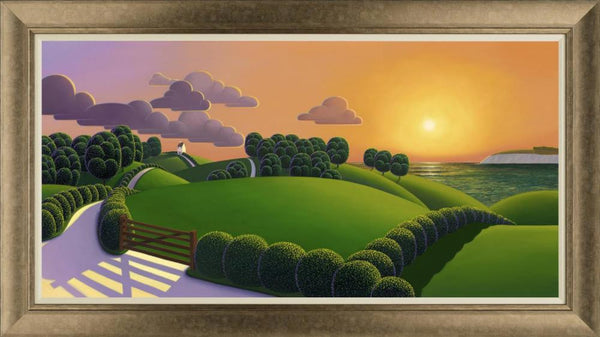 Closing of the Day - Paul Corfield - Antidote Art