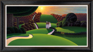 Sunburst - 2015 - Paul Corfield - Antidote Art