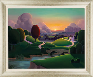 When The River Meets The Sea - 2015 - Paul Corfield - Antidote Art