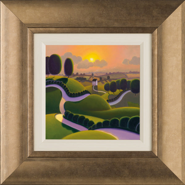 No Place Like Home - 2014 - Paul Corfield - Sold Out - Antidote Art