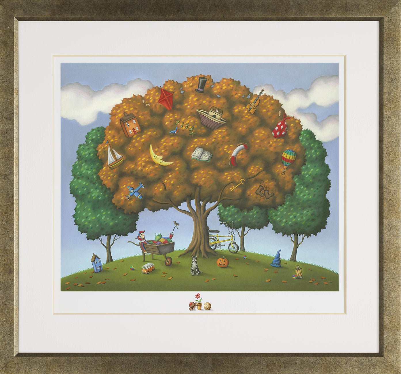 The Golden Tree - Remarque Edition - 2015 - Paul Horton - Antidote Art