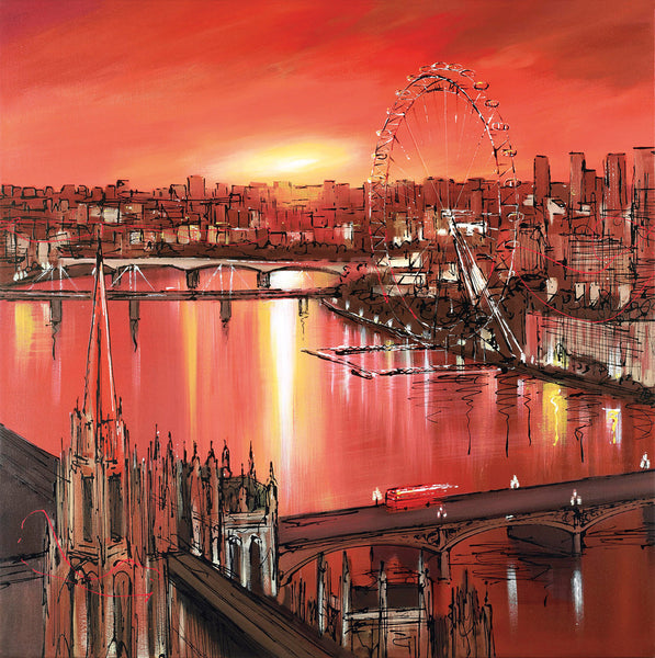 London's Last Light - 2015 - Paul Kenton - Antidote Art