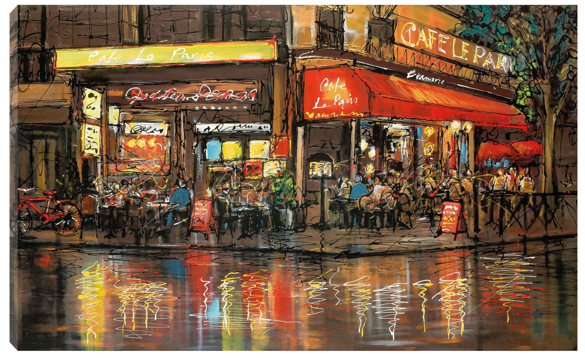 One Night In Paris - 2013 - Paul Kenton - Low Availability - Antidote Art