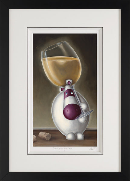 Go Big Or Go Home - 2015 - Peter Smith - Low Availability - Antidote Art