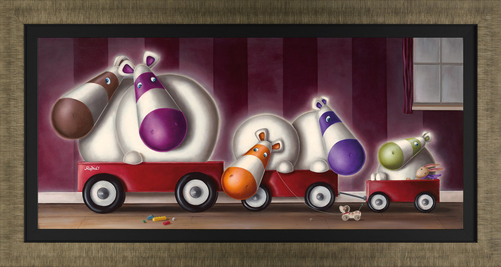 This Is How We Roll - 2015 - Peter Smith - Antidote Art