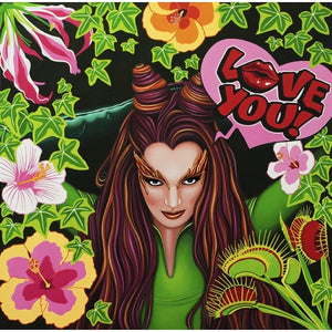 Poison Ivy - Marie Louise Wrightson