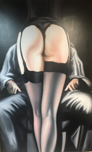 "Drew Darcy - ""The Big Tease"" - Original SALE"