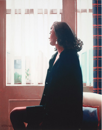 The Very Thought Of You - Jack Vettriano