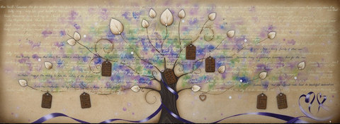 Kealey Farmer - Tree of Hopes and Dreams