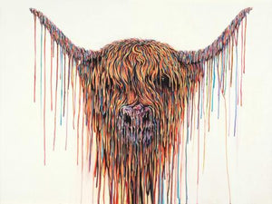 Bos Taurus - 2016 - Robert Oxley - Antidote Art