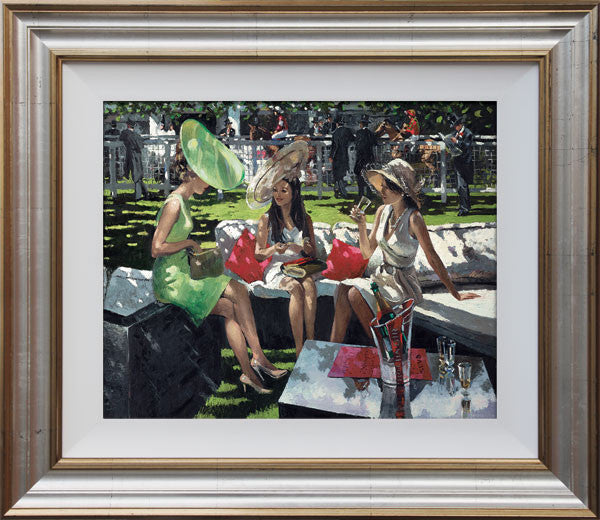 Race Day Celebrations - 2015 - Sherree Valentine Daines - Antidote Art