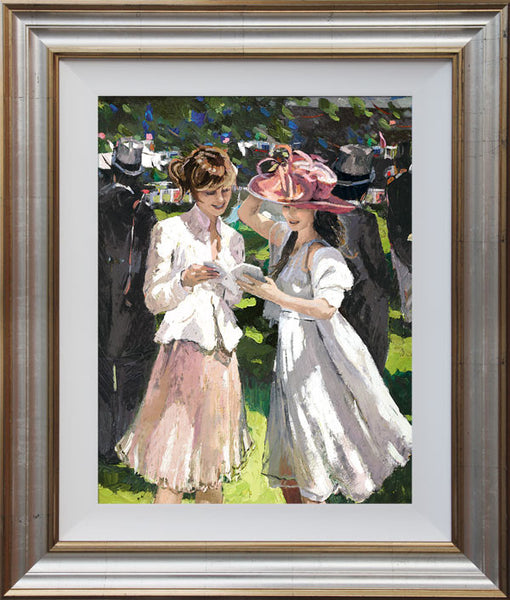Royal Ascot Ladies Day II - 2015 - Sherree Valentine Daines - Antidote Art