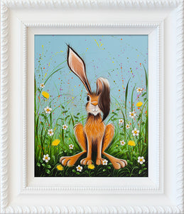 Hare & Seek - Jennifer Hogwood