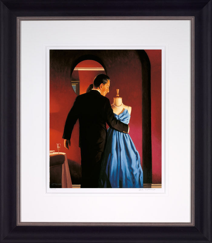 Alter of Memory - Jack Vettriano - Antidote Art