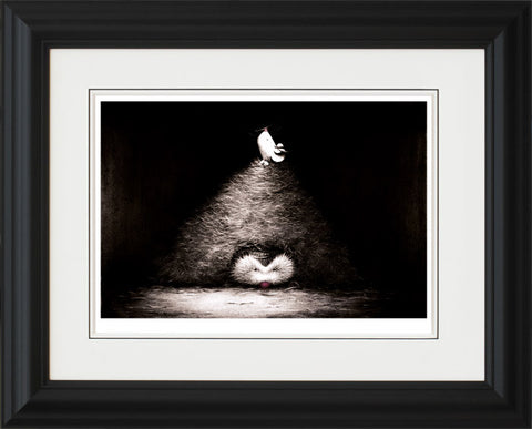 First One To The Top - 2014 - Doug Hyde - Antidote Art