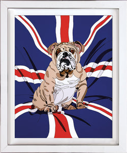 British Bulldog - 2015 - Dylan Izaak - Antidote Art