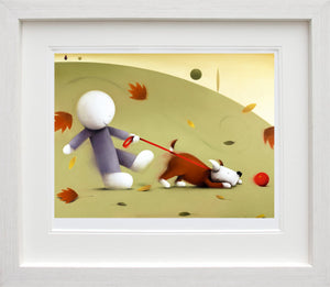 Mad About the Ball - 2015 - Doug Hyde - Antidote Art