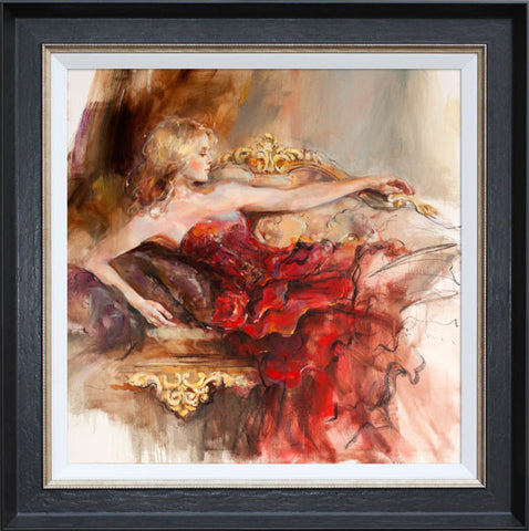 English Rose - 2015 - Anna Razumovskaya - Antidote Art