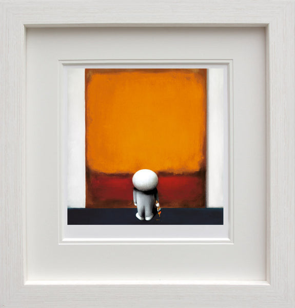Rothkos Brushstrokes of Genius - Doug Hyde - Antidote Art