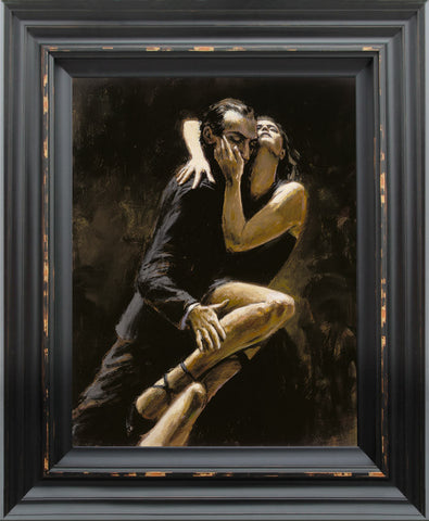 Study for Tango - Fabian Perez - Antidote Art