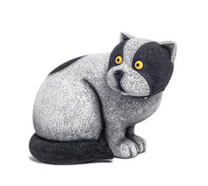 Bright Eyes Sculpture - 2014 - Doug Hyde - Antidote Art