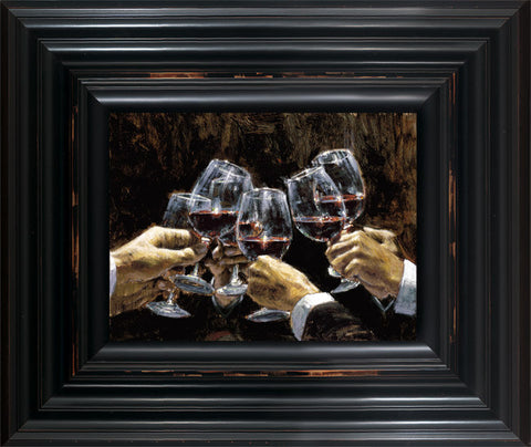For a Better Life Con Tinto - Fabian Perez - Antidote Art
