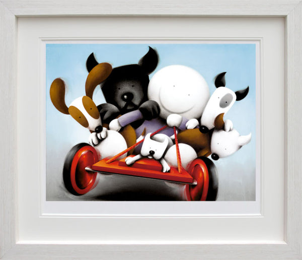 Hold on Tight - 2015 - Doug Hyde - Antidote Art