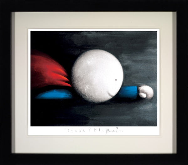 Is It A Bird? Is It A Plane? - 2016 - Doug Hyde - Antidote Art