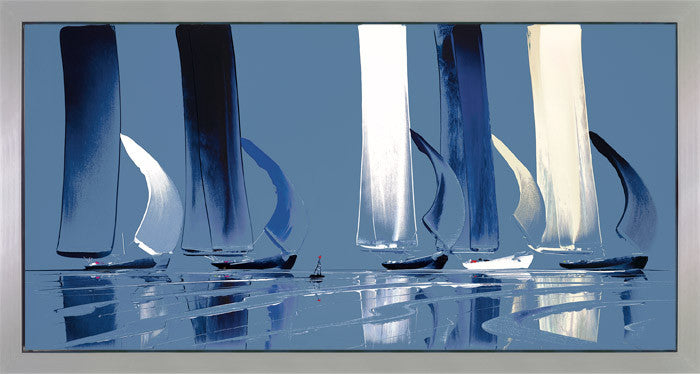 Flying Sails III - 2015 - Duncan MacGregor - Antidote Art