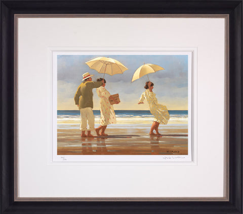 The Picnic Party (Large) - Jack Vettriano - Antidote Art