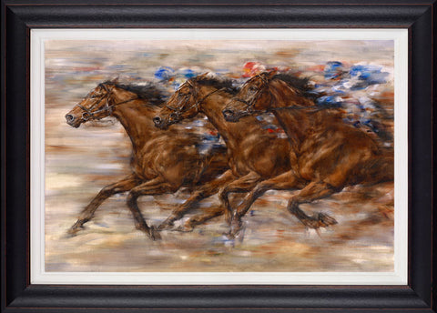 Racing - 2015 - Gary Benfield - Antidote Art