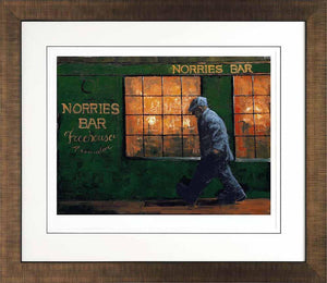 Norries Bar - 2006 - Alexander Millar - Antidote Art