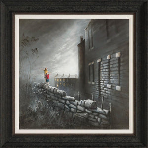Where you lead, I Follow - 2013 - Bob Barker - Low Availability, please check before ordering - Antidote Art