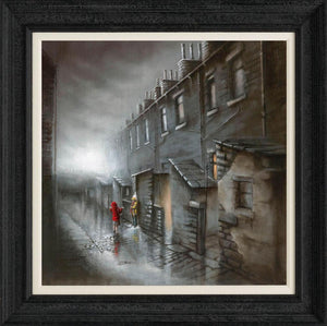 Into Every Life A Little Rain - 2012 - Bob Barker - Antidote Art