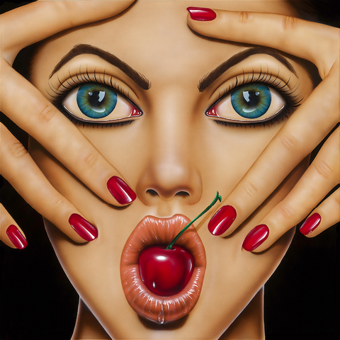 Cherry Pop! - 2015 - Scott Rohlfs - Antidote Art