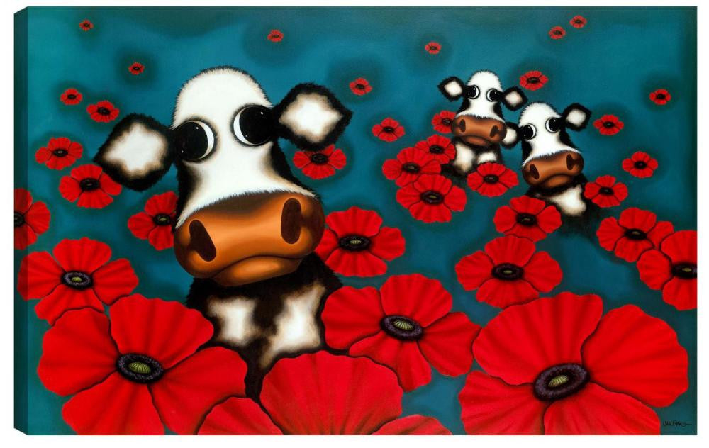 Poppy - 2011 - Caroline Shotton - - Antidote Art