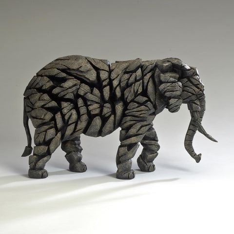 Elephant Figure (Golden) - Edge - Antidote Art - 1