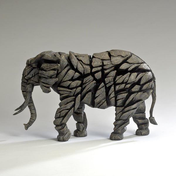 Elephant Figure (Golden) - Edge - Antidote Art - 2