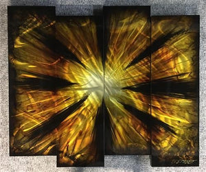 Gold Burst - Chris DeRubeis