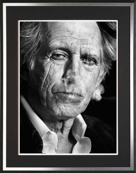 Portfolio of Four - Large - Mick, Keith, Charlie, Ronnie - 2014 - Michael Donald - Antidote Art - 3